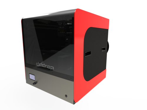 dddrop leader 3D-printer