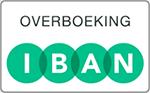 IBAN overboeking: vooraf betalen