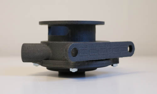 3D printen met PET-G carbon